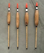 Handmade Fishing Floats. Balsa Avon floats. Ideal river and trotting. 4BB-5AAA