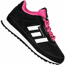 ADIDAS ORIGINALS ZX 700 Primaloft K Children's Sneakers Gymnastic Shoes Black