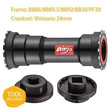 Threaded Ceramic Bottom Bracket For Shimano Fit Road-MTB BB86/BB30/PF30 TOKEN BB