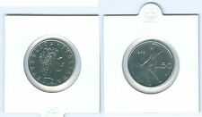 Italy 50 Lire Currency coin brilliant uncirculated (choice of: 1970 to 1978)