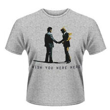 Pink Floyd Wish You Were Here Grey T-shirt Official Licensed Music