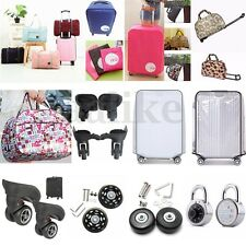 Master Coded Security Dial Combination Suitcase Lock Padlock Luggage Accessories