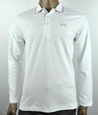Hugo Boss Long Sleeve Paddy Pro Polo Shirt