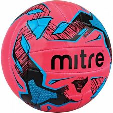 Mitre Football Malmo - Size 4 (9-13) - Pink or Orange