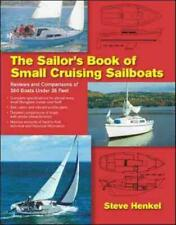 THE SAILOR'S BOOK OF SMALL CRUISING SAILBOATS - NEW PAPERBACK BOOK
