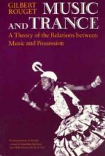MUSIC AND TRANCE - NEW PAPERBACK BOOK