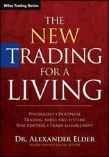 THE NEW TRADING FOR A LIVING - ELDER, ALEXANDER - NEW HARDCOVER BOOK