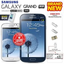 New Unlocked SAMSUNG Galaxy Grand i9082 Black White Dual SIM Android Smartphone