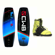 CWB Reverb Wakeboard With LTD Faction Bindings 2017