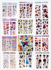 2017 Funny Stickers Pvc Stickers Scrapbook Kids Party Favors Crafts Lot Stickers