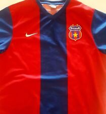 NIKE STEAUA BUCHAREST Romania Shirt Soccer Football Kit Champions League Winner