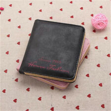 Cute Women's Leather Small Wallet Ladies Card Holder Purse Clutch Handbag Bags