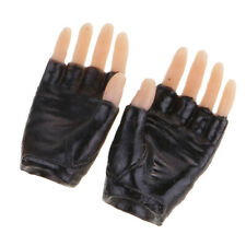 1:6 Scale Action Figure Toy Female/Male Gloves Hands Fitting DIY Accessories