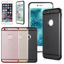 Ultra Slim Hybrid 3  Part Rubber Soft TPU Back Case Cover for iPhone 8/ 6/7 Plus