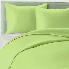 400TC  Egyptian Cotton WATERBED SHEET SET Percale Mint