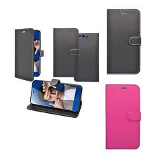 Huawei Honor 9 Wallet Book Flip Various Colours Case Cover