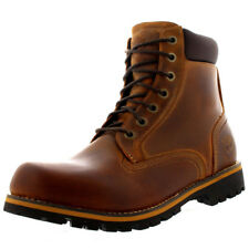 Mens Timberland Earthkeepers Rugged 6 Inch Plain Toe Leather Ankle Boot UK 7-13
