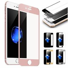 Full Coverage Premium Tempered Glass Screen Protector Film for iPhone 7 / 7 Plus