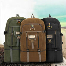 Mens Tactical Backpack  Satchel School Camping Hiking Bag Travel Rucksack K0054