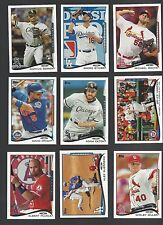 2014 TOPPS SERIES 2  - STARS, ROOKIE RC'S - WHO DO YOU NEED!!!