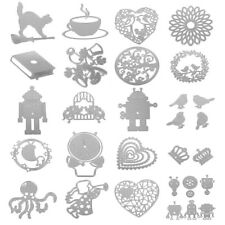 DIY Scrapbooking Album Paper Card Embossing Craft Metal Cutting Dies Stencil OL