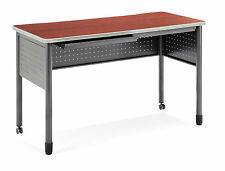 OFM Office School Hospital Mesa Series Mobile Standing Height Desk with Drawers