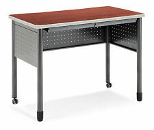 Office School Hospital OFM Mesa Series Mobile Standing Height Desk with Drawers