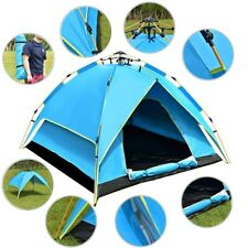 Outdoor 2-3 Person Automatic Beach Waterproof Hydraulic Hiking Camping Tent