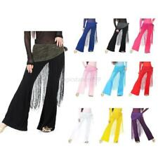 10Color Best Match Coin Belly Dance Costume Hip Scarf Skirt Belt Wrap Cool