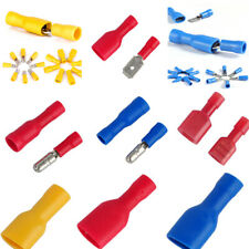 Wholesale Male & Female Spade Blade Connectors Insulated Wire Crimp Terminal