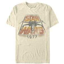 Star Wars 1977 Time Warp Mens Graphic T Shirt