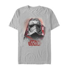 Star Wars The Last Jedi New Stormtrooper Profile Mens Graphic T Shirt