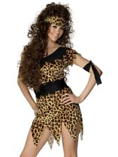 Adult Sexy Cavewoman / Jungle Jane Ladies Fancy Dress Costume Hen Party Outfit