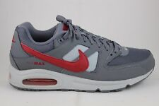 Nike Men's Air Max Command 397689 069 Cool Grey/Red/Platinum New In Box