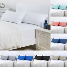 Pillowcases KING BODY EURO V-SHAPE STANDARD Pillow Cover Protector Twin Pack