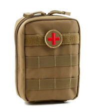 Tactical MOLLE Rip Away EMT Medical First Aid IFAK Pouch Utility Bag Outdoor Use