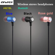 Wireless Headset Bluetooth Bass Earphone Stereo Sport Recharge Quality Headphone