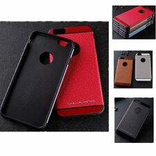 Luxury Frame Shockproof Soft Back Phone Case Cover For iPhone 7 Plus / 6 6S Plus