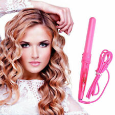 5 in 1 LCD Hair Curling Hair Curler Roller + GloveCurling Iron Curling Wand Set
