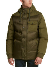 Victorinox Swiss Army Quilted Down Jacket