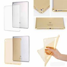 TPU Case Back Cover For iPad Air 2/9.7 Tablet Glossy Silicone Soft Skin Inch Gel