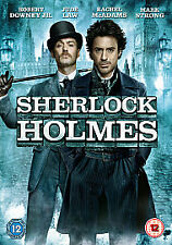Sherlock Holmes [DVD] [2009], Very Good DVD, Mark Strong, Rachel McAdams, Jude L