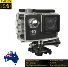 Sports Camera Video Helmet Action Cam  HD 1080P Waterproof +Bicycle Fit Mount GB