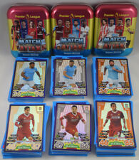 MATCH ATTAX 2017/18 MINI TIN, 50 CARDS OF YOUR CHOICE + LIMITED EDITION LE CARD