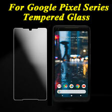 For Google Pixel 2/2 XL 9H Tempered Glass Explosion-proof Screen Protector LOT