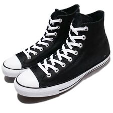 Converse Chuck Taylor All Star Hi Black White Men Women Shoes Sneakers 157499C