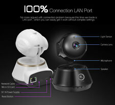 Home Security Camera Wireless Wifi Pan Tilt Night Vision Two Way IP Monitor