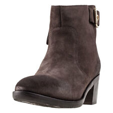 Tommy Hilfiger Parson 13b Womens Ankle Boots Coffee New Shoes