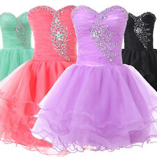CHEAP Sexy DRESS Short Homecoming Masquerade Gowns Evening Cocktail Party Prom
