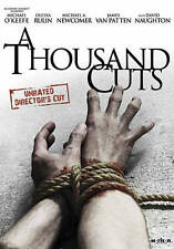 A Thousand Cuts ( 2013 DVD) : Brand New : Charles Evered
